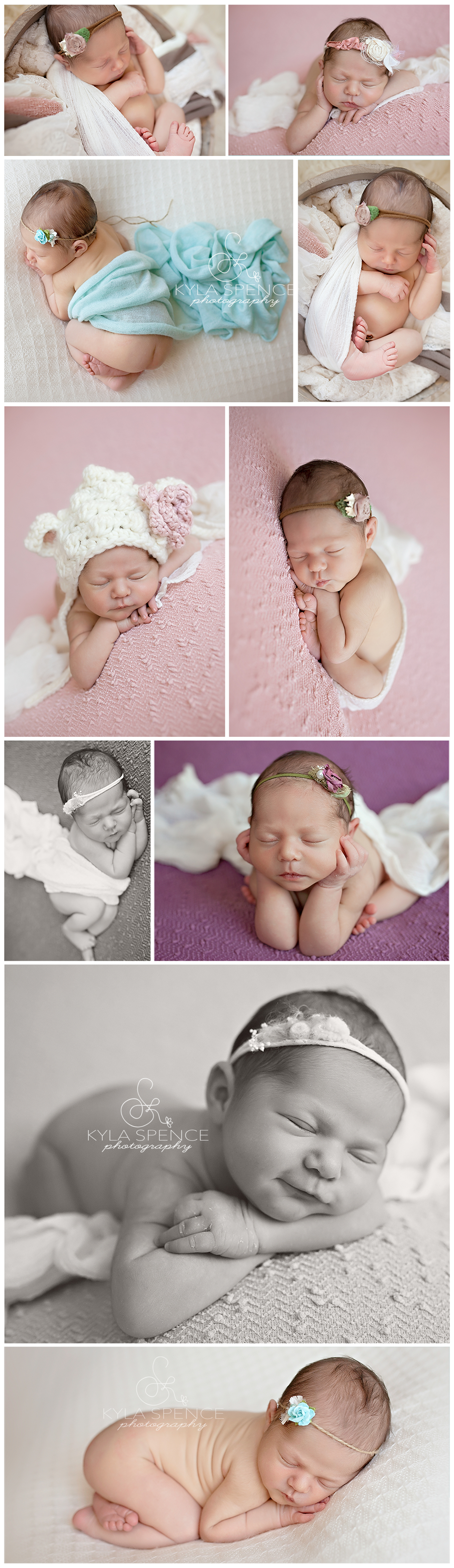 Arizona Premier Newborn Photographer